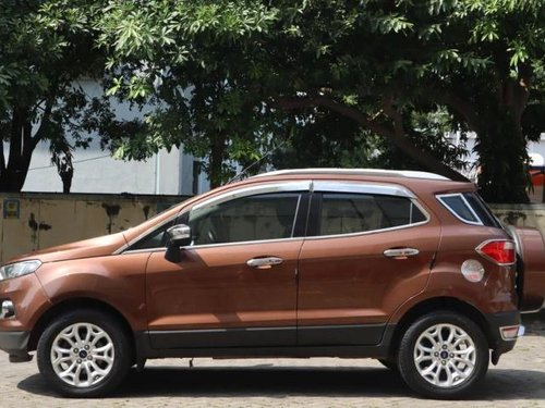 Used Ford EcoSport 2016 MT for sale in Kolkata