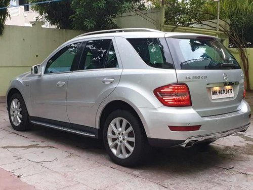 Mercedes Benz M Class ML 350 CDI 2011 AT for sale in Pune