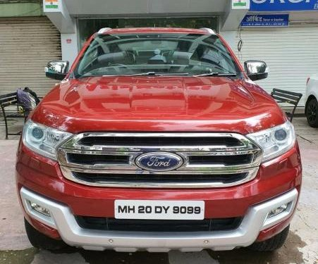 Ford Endeavour 3.2 Titanium AT 4X4 2016 AT for sale in Pune-11