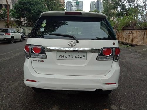 Toyota Fortuner 4x2 Manual 2016 MT for sale in Mumbai