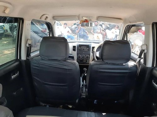 Maruti Suzuki Wagon R CNG LXI Opt BSIV 2016 MT for sale in Lucknow