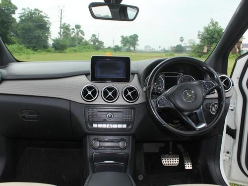 Mercedes-Benz B-Class B200 CDI Sport 2015 AT for sale in Vadodara