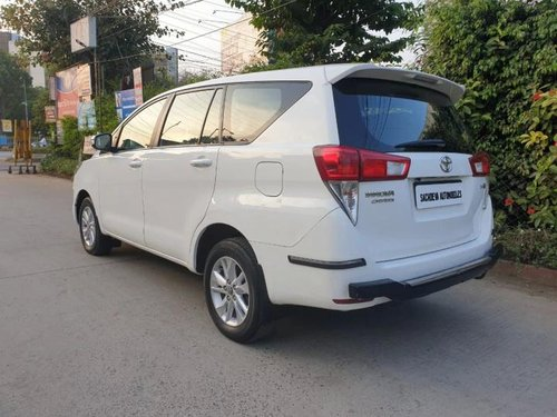 Toyota Innova Crysta 2.4 GX MT 2017 MT for sale in Indore