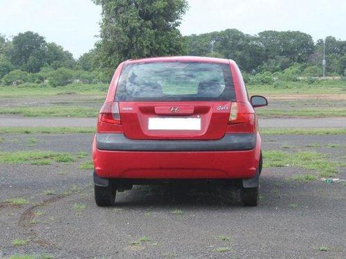 Used Hyundai Getz 1.5 CRDi GVS 2008 MT for sale in Vadodara