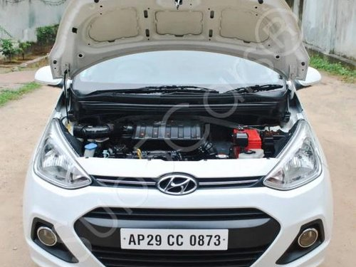 Used 2014 Hyundai Grand i10 MT for sale in Hyderabad