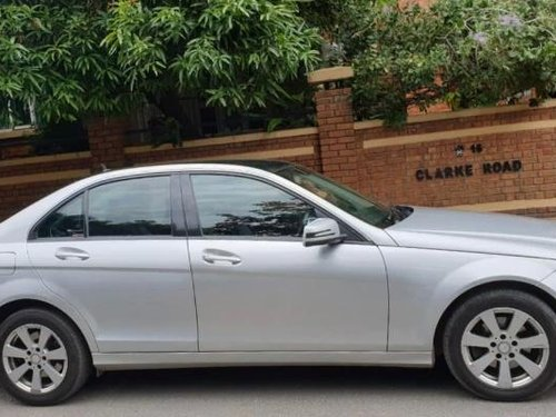 Mercedes-Benz C-Class 220 CDI AT 2014 AT for sale in Bangalore