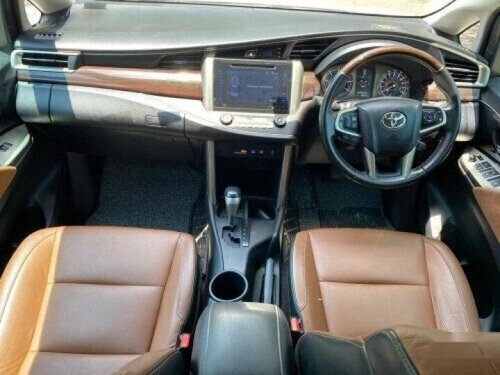 Toyota Innova Crysta 2.8 ZX AT BSIV 2017 AT for sale in New Delhi
