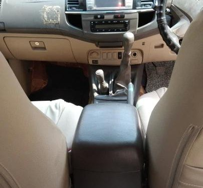 Toyota Fortuner 2.8 4WD MT 2013 MT for sale in Patna