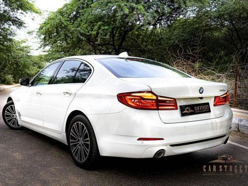 BMW 5 Series 520d Sport Line 2018 AT for sale in New Delhi