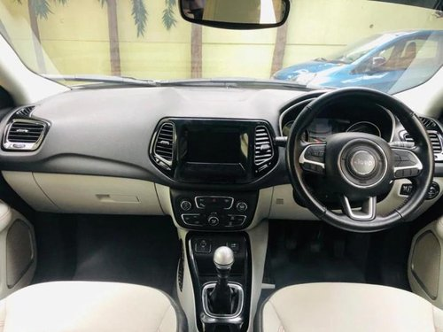 Used Jeep Compass 2.0 Limited Option 2018 MT for sale in Pune