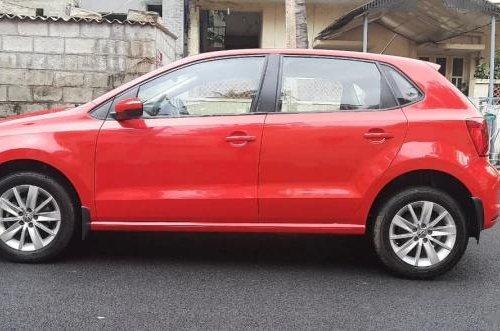Used Volkswagen Polo 2016 MT for sale in Bangalore