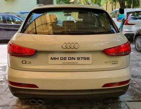 Used 2014 Audi Q3 AT for sale in Pune
