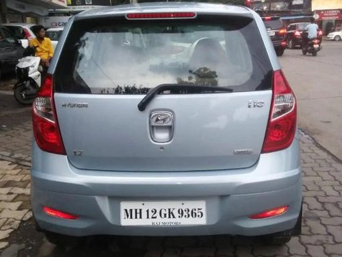 Used 2011 Hyundai i10 Spotrz 1.2 MT for sale in Pune