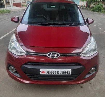 Used Hyundai Grand i10 2015 MT for sale in Nagpur