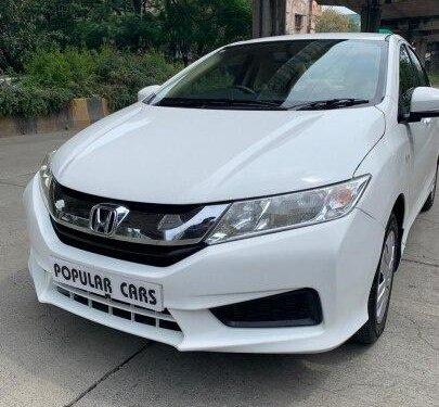 Honda City i VTEC CVT SV 2015 AT for sale in Mumbai
