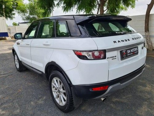 Land Rover Range Rover Evoque 2012 AT for sale in Ahmedabad