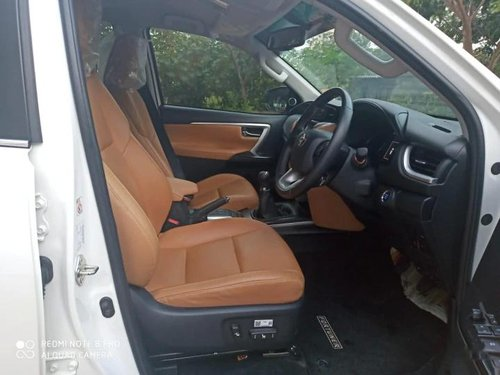 Used Toyota Fortuner 2020 MT for sale in Bangalore