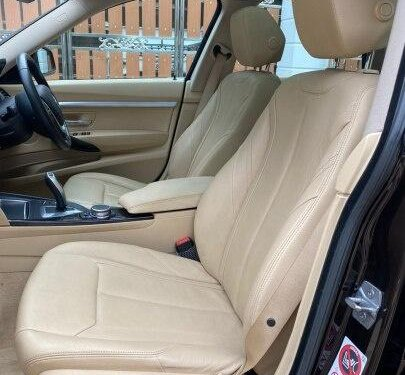 2016 BMW 3 Series GT Luxury Line AT for sale in Madurai