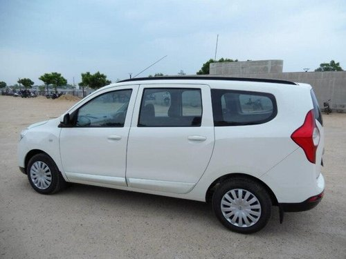 Renault Lodgy 85PS RxE 2016 MT for sale in Ahmedabad