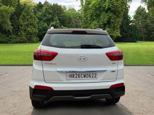 Used Hyundai Creta 1.6 CRDi SX 2016 MT for sale in Gurgaon