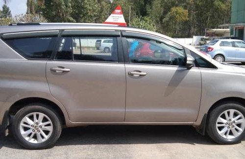2017 Toyota Innova Crysta 2.4 GX AT in Bangalore