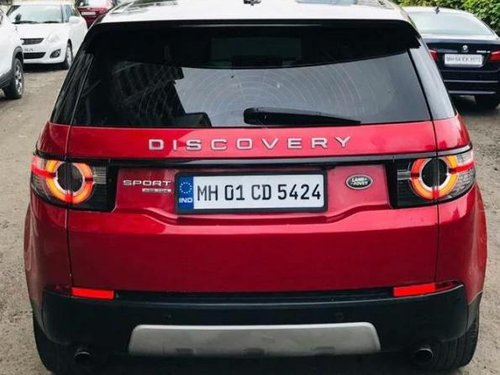 Used Land Rover Discovery S 3.0 TD6 2016 AT for sale in Mumbai