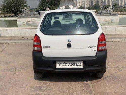 Maruti Suzuki Alto 800 LXI 2011 MT for sale in Faridabad
