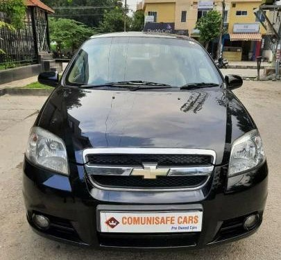 Used 2011 Chevrolet Aveo 1.6 LT MT for sale in Bangalore