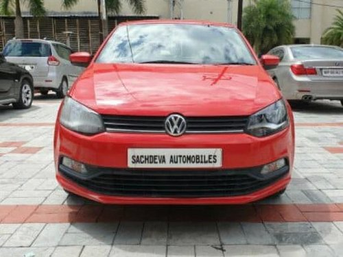 2015 Volkswagen Polo 1.2 MPI Comfortline MT in Indore