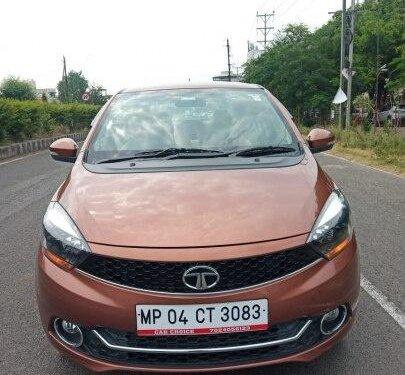 Used 2017 Tata Tigor XZ Plus MT for sale in Bhopal