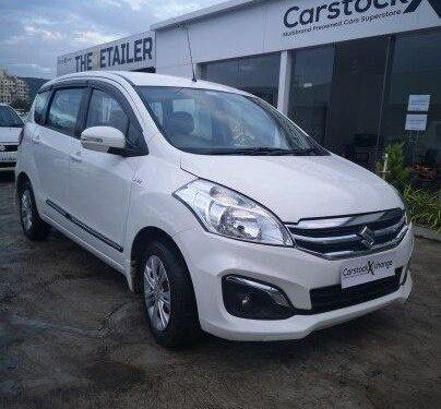 Used Maruti Suzuki Ertiga VXI CNG 2017 MT for sale in Pune