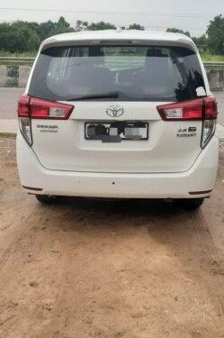 Used 2017 Toyota Innova Crysta AT for sale in Ludhiana