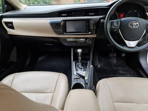 2016 Toyota Corolla Altis 1.8 G CVT AT in Mumbai