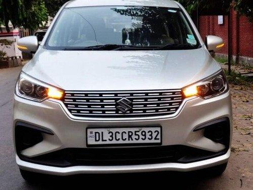 2019 Maruti Ertiga VXI Petrol MT for sale in New Delhi