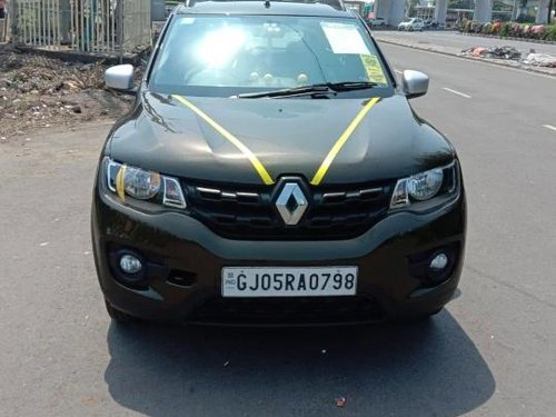 Used 2017 Renault Kwid RXT MT for sale in Surat