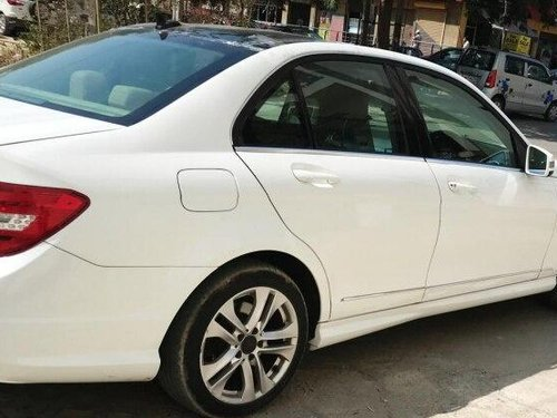 2014 Mercedes Benz C-Class 220 CDI AT for sale in Faridabad