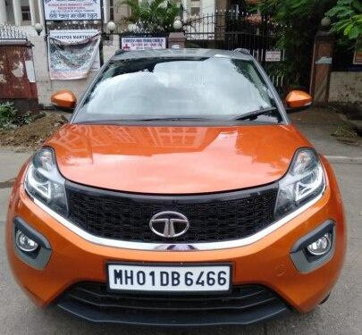 Tata Nexon 1.2 Revotron XZA Plus 2018 AT for sale in Mumbai