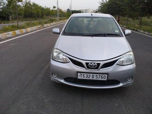 Toyota Etios Liva GD 2017 MT for sale in Hyderabad