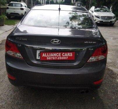 2013 Hyundai Verna MT for sale in Ludhiana