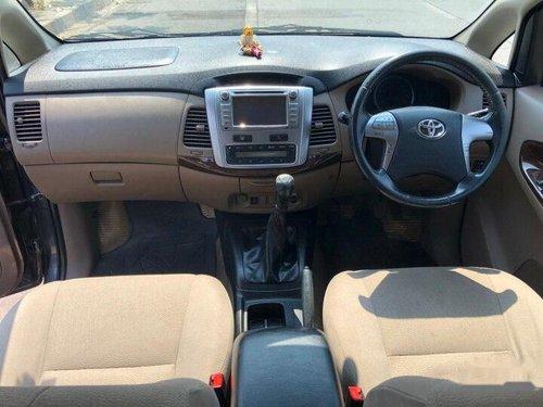 2015 Toyota Innova 2.5 VX (Diesel) 8 Seater BS IV MT for sale in Mumbai