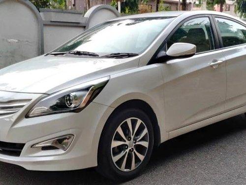 Hyundai Verna 1.6 CRDi SX 2017 MT for sale in Jaipur