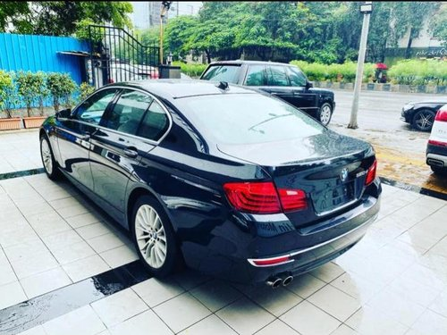 2014 BMW 5 Series 2003-2012 AT for sale in Pune