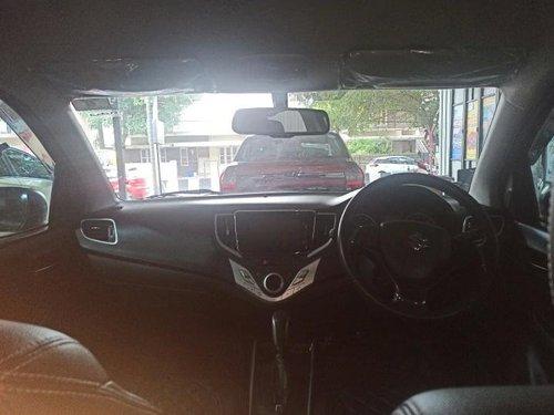 2018 Maruti Suzuki Baleno Alpha CVT AT for sale in Bangalore