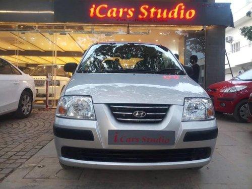 2008 Hyundai Santro Xing XL eRLX Euro II AT for sale in Bangalore