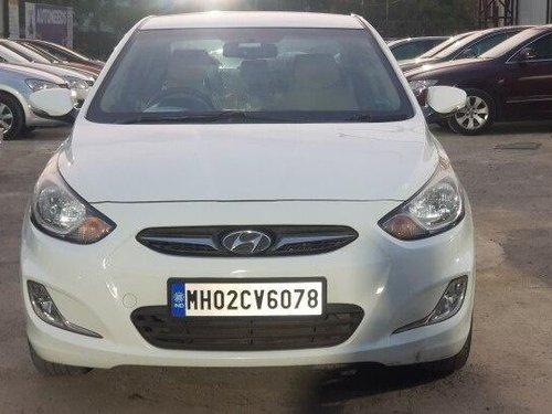2013 Hyundai Verna 1.6 SX VTVT MT for sale in Pune