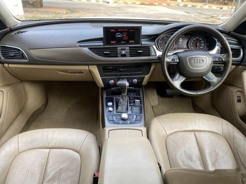 Used 2015 Audi A6 2.0 TDI Design Edition AT for sale in Bangalore