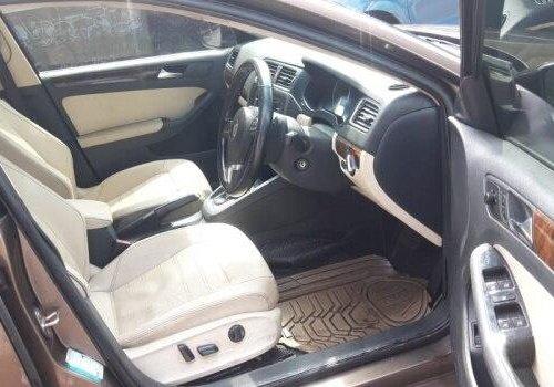 2011 Volkswagen Jetta AT for sale in Pune