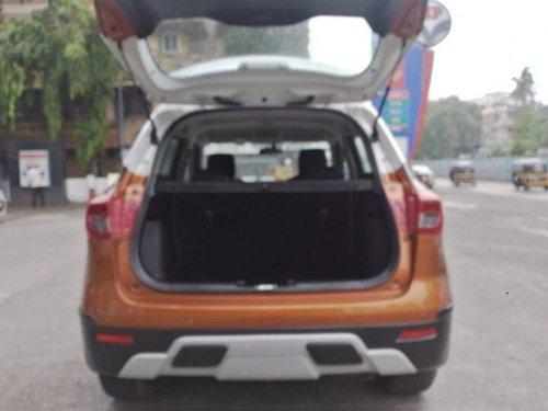 2018 Maruti Suzuki Vitara Brezza ZDi AMT AT in Mumbai