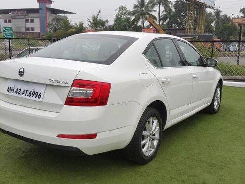 2015 Skoda Octavia Elegance 2.0 TDI AT for sale in Mumbai