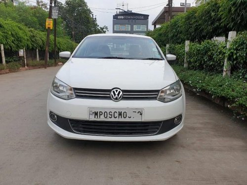 2012 Volkswagen Vento Diesel Highline MT for sale in Indore